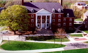 Exterior of Somerset Hall